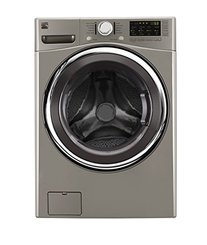 Price comparison product image Kenmore 41303 4.5 cu. ft. Front Load Washer in Silver,  includes delivery and hookup