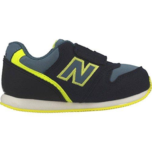 New Balance Sneakers Deportiva Cierre con Velcro Azul
