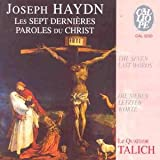 Haydn: Seven Last Words of Christ