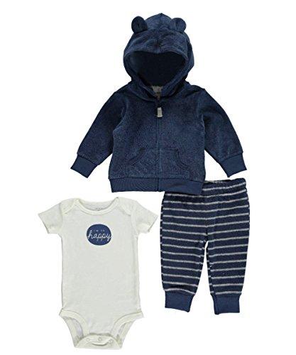 Cotton 3 Pcs Cloth - 4