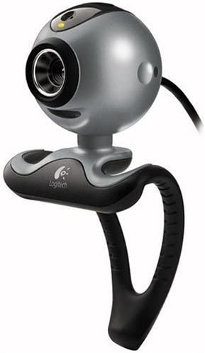 Amazon Com Logitech Quickcam Pro 5000 Webcam Electronics