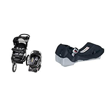Amazon.com : Baby Trend Expedition Jogger Travel System and Flex-Loc ...