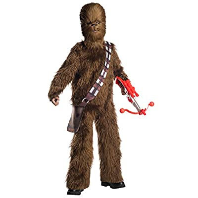 Rubie's - Star Wars Classic Chewbacca Deluxe Costume: Toys & Games