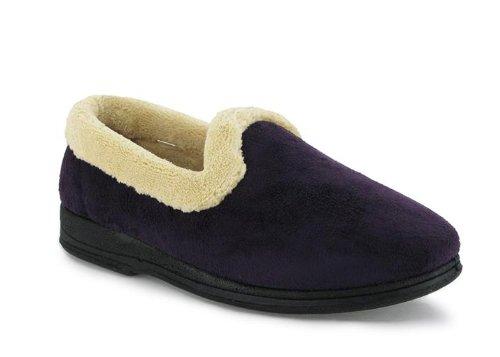 Neue Mirak Vivian Damen entfernen WomenSohle angenehm warmen Freizeit Schuhe Violett