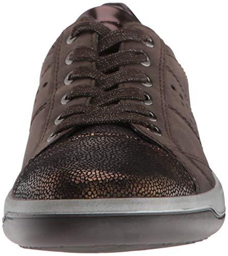 Brown ara Mira Women's Combo Sneaker 0Hqnr4zH