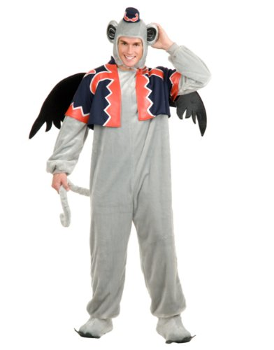 [Flying Monkey Adult Costume - X-Small] (Flying Monkey Costumes Adult)