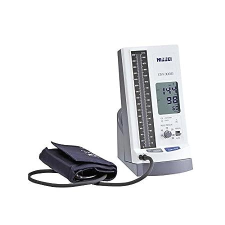 NISSEI-Tensiómetro electrónico brazo, DM-3000, validación/ESH IP/TUV BHS-NIS002: Amazon.es: Salud y cuidado personal
