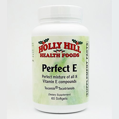 Holly Hill Health Foods, Perfect E Compound, 60 Softgels