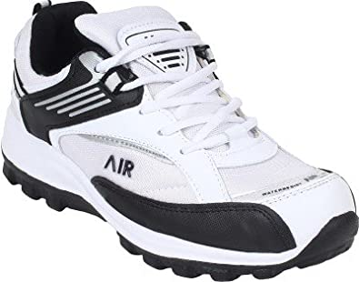 e8855b329 Hytech Men s Air White Black Running Shoes  Buy Online at Low Prices ...
