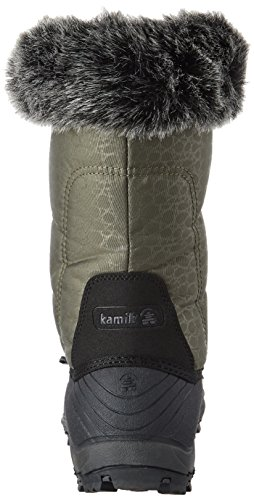 Kamik Kvinna Fart Snö Boot Khaki