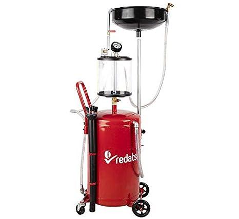 Suministros Ind Orozco Aspirador Extractor de Aceite Usado con Tanque 80 litros: Amazon.es: Coche y moto