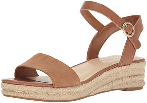 Nine West Women's Allium Leather Espadrille Sandal