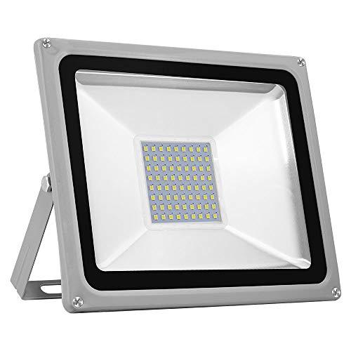 Cord 120v 30 100w - LED Flood Light,CHUNNUAN, 20W 30W 50W 100W 150W 200W 300W 500W ,6000-6500K (Cold White ), IP65 Waterproof ,Aluminium Strahler 110V (50w)