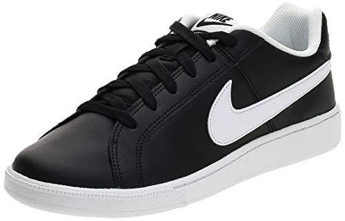 Nike Court Royale Mens Tennis Shoe Sneaker, Black, 42 EU