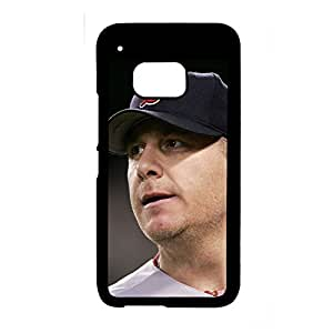 Generic Slim Back Phone Covers For Kids With Curt Schilling For Htc M9 Choose Design 2