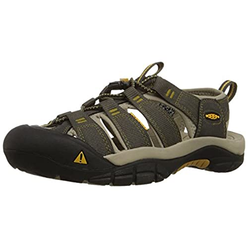 Keen Newport Hydro Fisherman Sandal(Men's) -Antique Bronze/Safari Clearance Genuine Cheap 2018 Cheap Sale Outlet Excellent For Sale Outlet Low Price bjj56lrH4