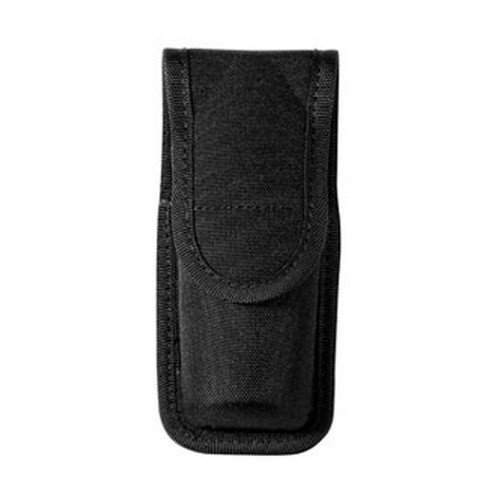 Bianchi 8007 OC/Mace Spray Holder Pouch for MK2 & MK3 Canisters, Black by Bianchi