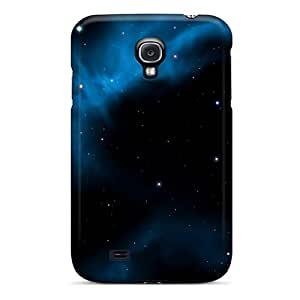 LifeLeader Fashion Protective Outer Space Stars Nebulae Case Cover For Galaxy S4