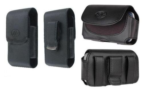 FYL 2x Case Pouch Belt Holster for iPhone 6+ 6S+ Plus (Fits with Otterbox Defender)