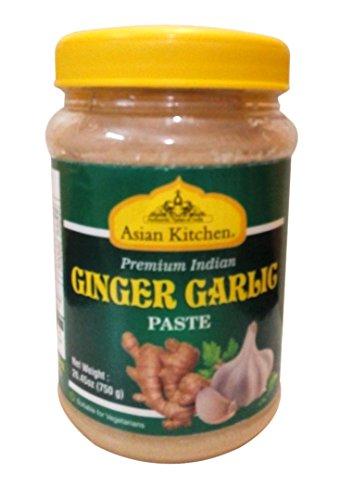 Asian Kitchen Ginger Garlic Paste 750g - Ginger Paste
