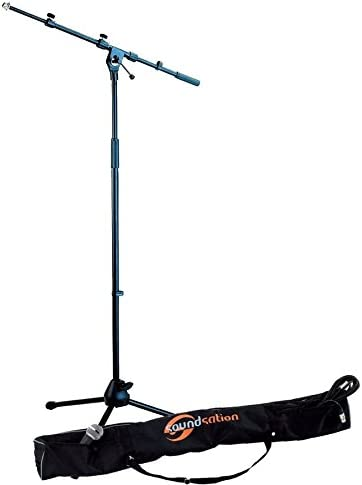 MIC PACK-Kit para parte, micrófono y cable de 6 m, pie, bolsa de ...