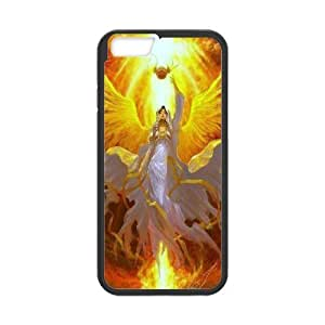 High quality angels Pattern Hard Case Cover For For Iphone Case 6 4.7 Inch color3 by runtopwell