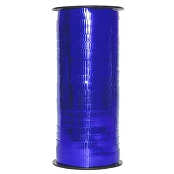 SKD DISTRIBUTION CORP Metallic Royal Blue Ribbon 100YD