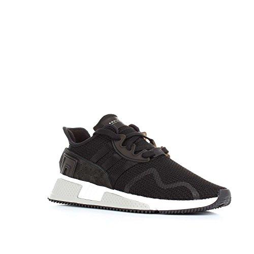 Adidas Mens Eqt Coussin Adv Core Noir Chaussures Blanc Textile Formateurs 7 Us