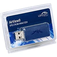 Ubiquiti Airview9 Powerful Spectrum Analyzer 900MHz Band 900MHz WiFi Networks.