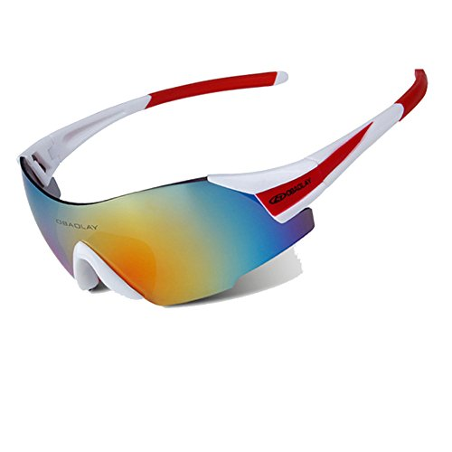 My.Monkey Outdoor Cycling Goggles Fashion Rimless Polarized Sport - Sunglasses Low Designer Priced
