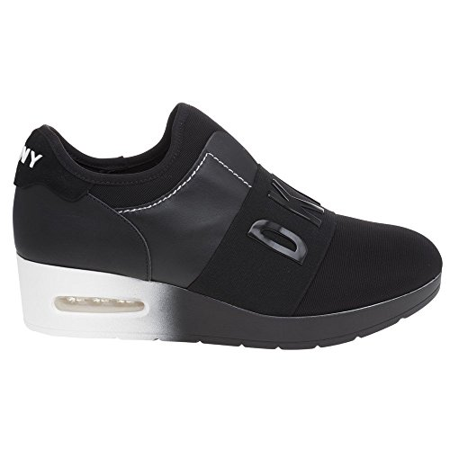 Nero Arnold Slip Sneaker Donna Wedge DKNY On nvUF7qfw