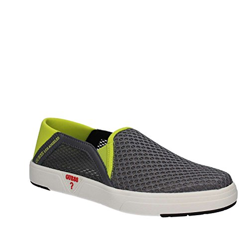 Guess Fmyal2 Fab12 Homme Slip-on Gris 44