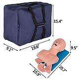 VEVOR PVC Adult Intubation Manikin Teaching