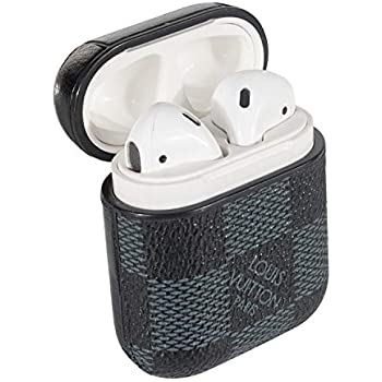 Amazon.com: Redx1 AirPods Leather Case Genuine Leather