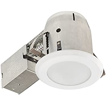 "Amazon.com: 5"" Bathroom Shower Dimmable Downlight Recessed"
