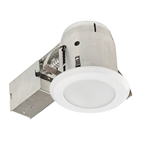 Globe Electric 90741 Downlight Push N Click
