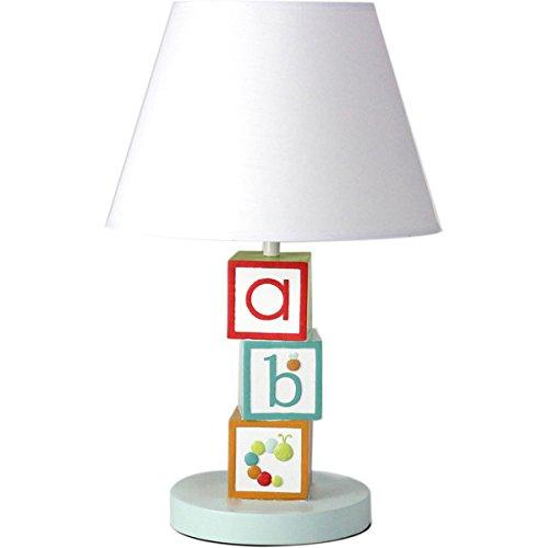 Nurture Imagination My ABC's Nursery Lamp Base and