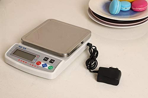 CHIBE I高精度フードアクセサリー秤ミニ秤薬種秤キッチン家庭用電子表記(2 KG/0.1 G)