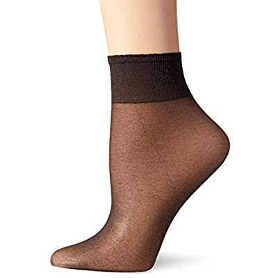 Discount L'eggs Women's Everyday Ankle High Sheer Toe