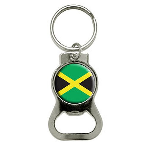 Graphics More Jamaican Keychain KB0530