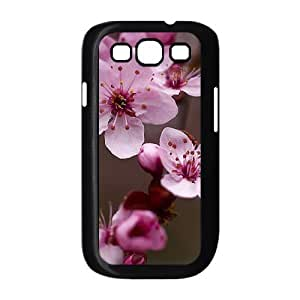 Beautiful cherry blossoms Custom Cover Case with Hard Shell Protection for Samsung Galaxy S3 I9300 Case lxa#473658