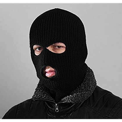 5a8876563ba RufnTop Ski Mask for Cycling    Sports Motorcycle Neck Warmer Beanie Winter  Balaclava Cold Weather