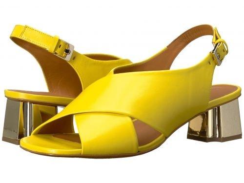 Clergerie(クレジュリー) レディース 女性用 シューズ 靴 サンダル Laora - Lemon Nappa [並行輸入品]