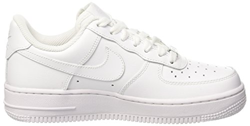 Nike Bianco 1 Air Donna Force White Wmns Blanco Basketball da White Scarpe '07 HzHnUqrwx