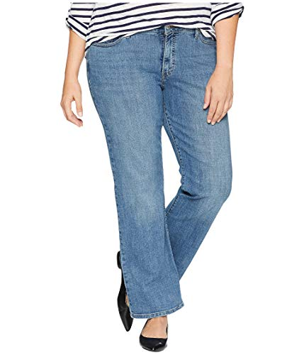 Womens Classic Blue Jeans - Levi's Women's Plus-Size 415 Classic Bootcut Jeans, Monterey Drive, 42 (US 22) R