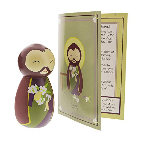 -father of Jesus Collectible Vinyl Figure ()