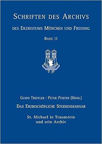 Das Erzbischöfliche Studienseminar St Michael In Traunstein