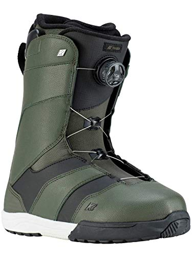 K2 Raider Men's Snowboard Boot 2019 - Size 12 - Green