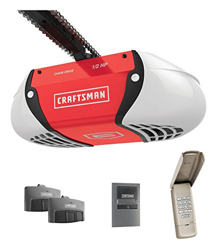 Craftsman Chain Drive Garage Door Opener -
