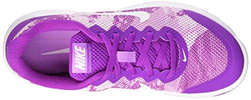 Nike Femme Wmns Experience 4 Morado Blanc Prem Rn Flex Chaussures UArxZU4q